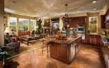 <b>Small Open Kitchen Designs Idea from the Front to Back</b>