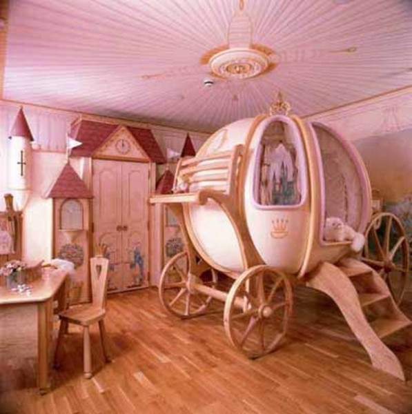 Unique Baby Girl Rooms