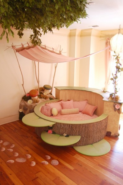 Unique Girl Room