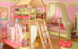 <b>Unique Girl Room with Fairy Tale Ideas</b>