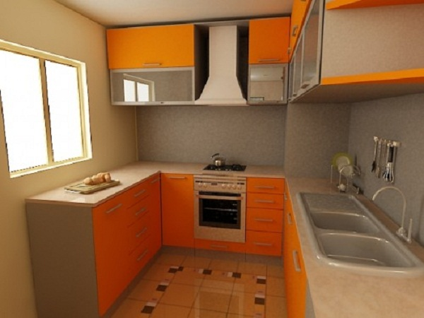 Very Small Kitchen Design