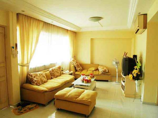 Wall color combinations for living room for Color combinations for living room walls