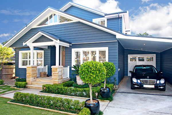 Weatherboard House Designs For Cozy And Warm Situations Homedecomastery