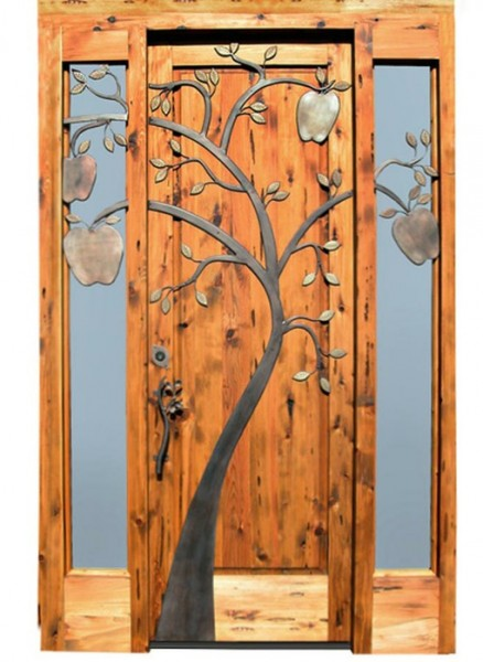 Wooden Door Design