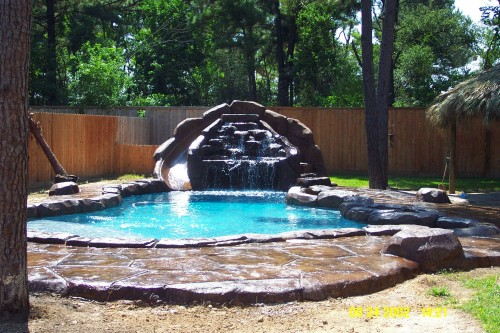 Backyard Pool Pictures
