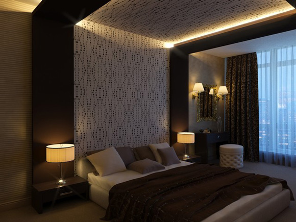 Pop Design Bedroom Ceiling
