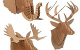 <b>Unique Cardboard Designs as Furniture and Decorations</b>
