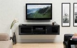 <b>Decorative Furniture in Wall TV Cabinet Designs</b>