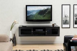 Wall Cabinet Designs for TV