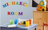 <b>ABC Wall Nursery to Teach Your Kids</b>