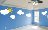 <b>Bedroom Designs with Blue Decorations</b>
