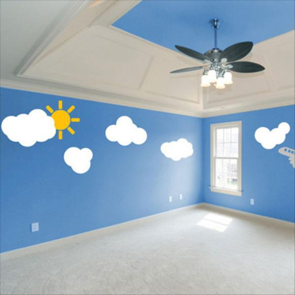Bedroom Designs With Blue Decorations Homedecomastery