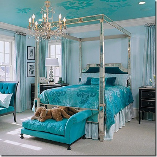 Bedroom Designs with Blue – HomeDecoMastery