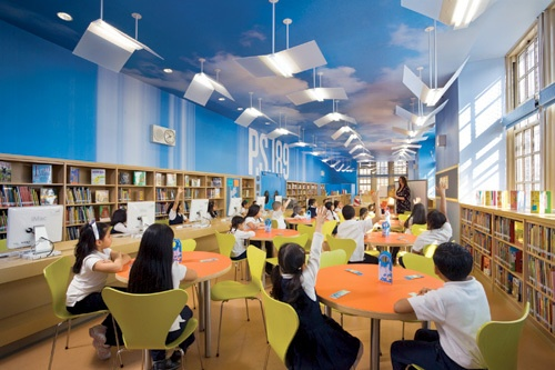 Best Library Design in The World