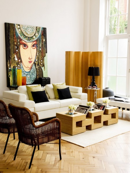 Center Table Designs for Drawing Room
