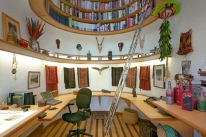 Circle Library Designer Photo