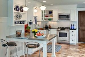 Smart Kitchens to Make Small Spaces Look Bigger