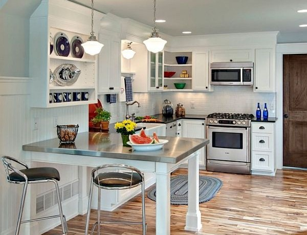 Great Kitchens for Small Spaces