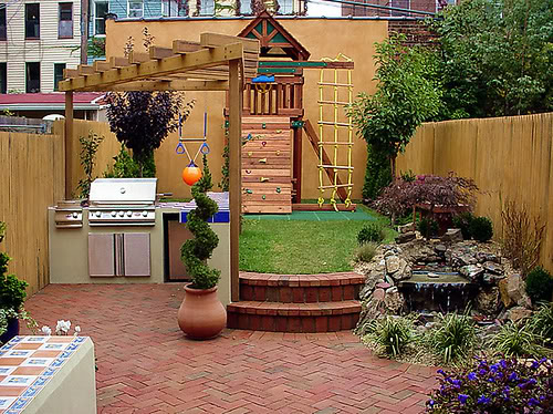 great small backyards for different conditions
