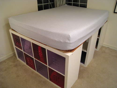 Home Made Bed Frame
