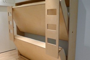 Homemade Twin Bed Frame