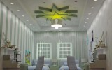 <b>Home with Italian Designer False Ceiling</b>