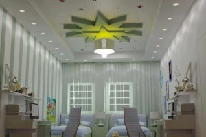 Italian Designer False Ceiling Photo