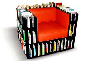 Modern Library Furniture Design