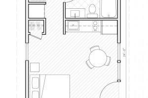 One Room Home Designs