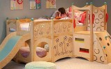 <b>Playground Bedroom Design for Kids</b>