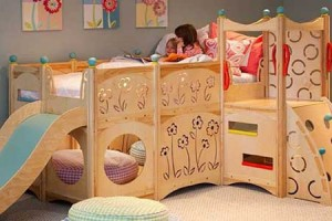 Playground Bedroom Design