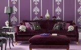<b>Purple Color Room Idea for Homes</b>