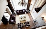 <b>Small Living Room with Dark Furniture's Tips</b>