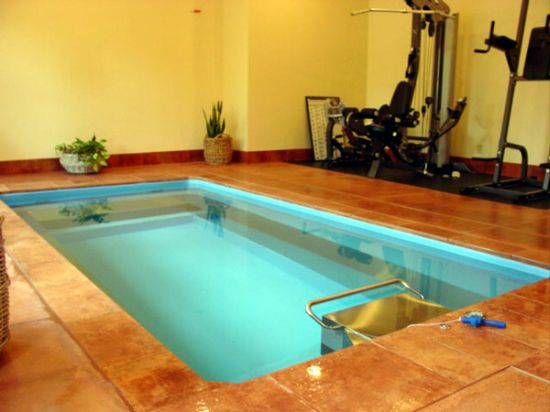 Swimming Pool Small Space