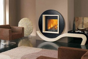 Luxury fireplace - Liberty Cladding
